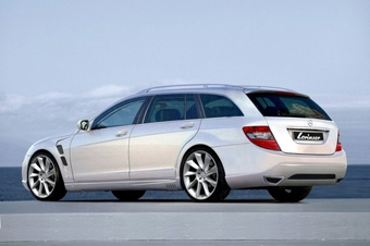 Lorinser разработал для универсала Mercedes C-Class новый тюнинг-пакет