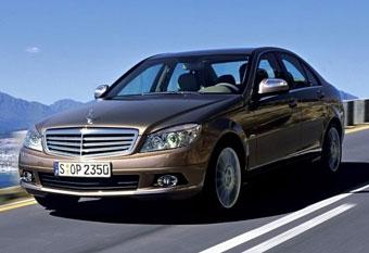 Новый Mercedes C-Class будет стоить в России от 30,5 тысяч евро