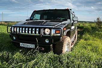 Hummer H2 получит дизельный двигатель