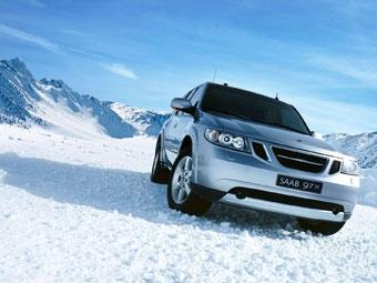 Saab заменит 9-7X новым кроссовером