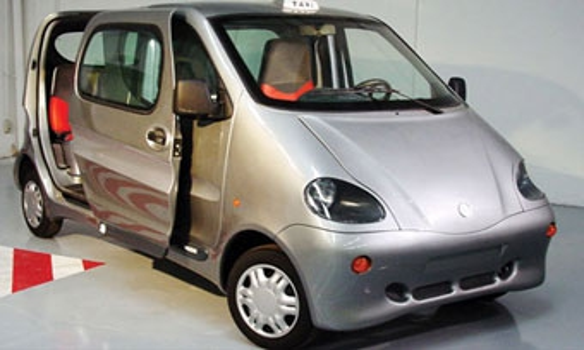 Tata начнет производство машин на сжатом воздухе