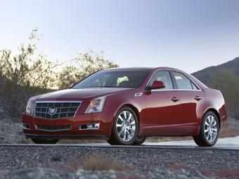 Cadillac CTS отправились в пробег по России на автовозах