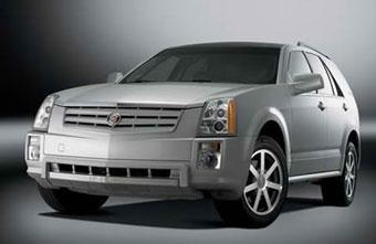 Новый кроссовер Cadillac появится в 2011 году
