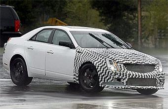 Cadillac готовит 500-сильный седан