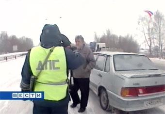 На Алтае построят изолятор для водителей