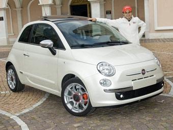 Фелипе Массу пересадили на малолитражку Fiat