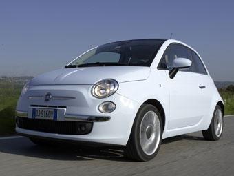 Микролитражка Fiat 500 получила награду за лучший кузов