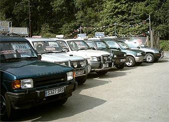В Екатеринбурге проверят все крупные автосалоны