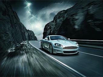В России откроется первый автосалон Aston Martin