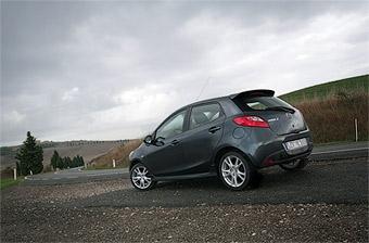 Mazda2 в России будет стоить от 16 тысяч 300 долларов