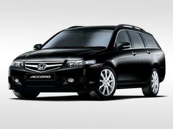 Honda представит во Франкфурте прототип нового универсала Accord