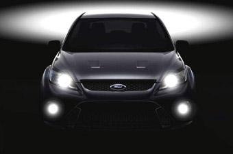 Ford официально заявил о подготовке нового Focus RS