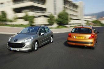 Peugeot отзывает более 11 тысяч хэтчбеков 207