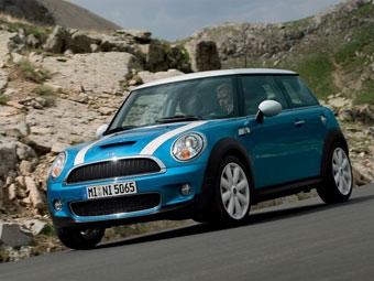 BMW выпустила свыше миллиона автомобилей Mini