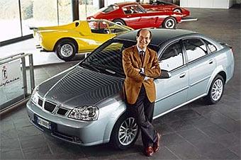 Шеф-дизайнером Fiat стал выходец из Pininfarina