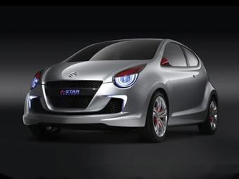 Новую европейскую модель Suzuki будут выпускать в Индии