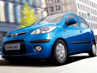 Hyundai представила новую микролитражку