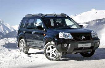 Nissan ставит рекорды по продажам в России