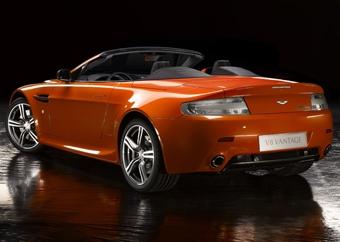 Aston Martin выпустит новый родстер ограниченным тиражом