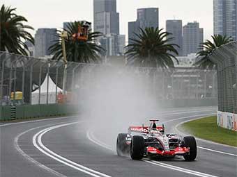 """FIA включила Валенсию и Сингапур в календарь сезона-2008 в """"Ф-1"""""""