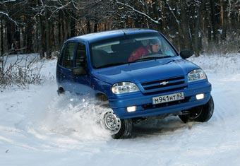 """""""GM-АвтоВАЗ"""" начнет новый год с повышения цен на Chevrolet Niva"""