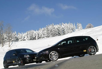 Тюнер O.CT сделал VW Golf GTI и Seat Leon Cupra мощнее