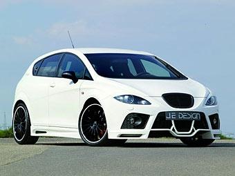 JE Design сделала Seat Leon Cupra быстрее BMW M5