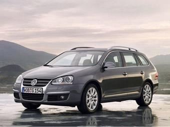 Volkswagen отзывает 27 тысяч дизельных Jetta и Golf Variant
