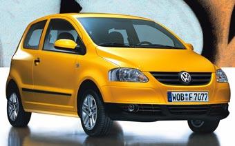 Volkswagen отзывает 130 тысяч автомобилей модели Fox