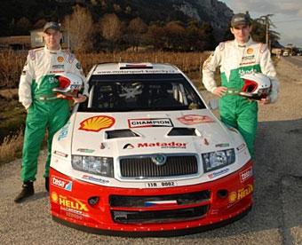 Skoda окончательно уходит из WRC