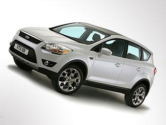 Ford Kuga с 200-сильным бензиновым мотором появится в 2009 году
