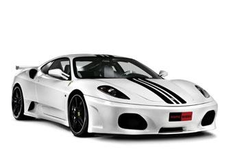 Novitec Rosso сделало Ferrari F430 еще мощнее