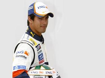 Тест-пилот Renault Лукас ди Грасси примет участие в тестах Honda