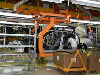Производители автокомпонентов сокращают объемы выпуска