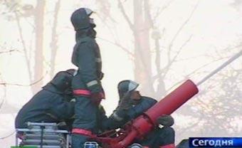 Главной версией пожара на подмосковной штрафстоянке является поджог