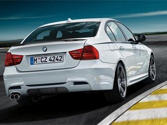 Компания BMW представила собственную линейку спортивных аксессуаров