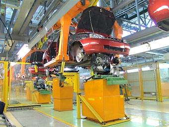 Продажи Lada в октябре снизились на 19 процентов