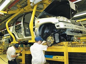 Продажи Lada в Тольятти растут благодаря кризису