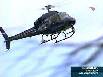 ГИБДД будет следить за дорогами с беспилотных летательных аппаратов