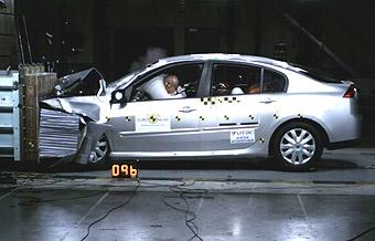 Euro NCAP разбила еще шесть автомобилей