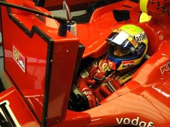 Фелипе Масса выиграл квалификацию Гран-при Бразилии
