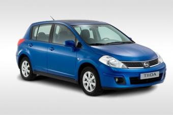 Европа получит новый Nissan Tiida после России
