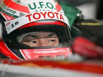 Тест-пилот Toyota показал лучшее время на тестах GP2