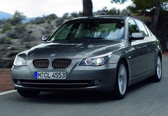 BMW научила свои машины использовать энергию торможения