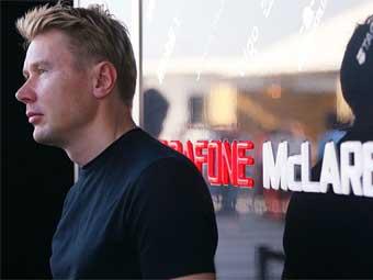 Мика Хаккинен займется карьерой молодых гонщиков