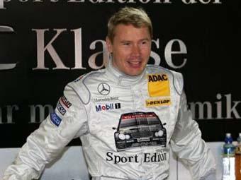 Хаккинен поможет McLaren добиться успеха