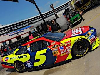 Накануне финала NASCAR Sprint Cup в команде лидеров готовится замена