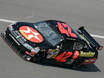 Хуану-Пабло Монтойе в очередной раз не повезло в гонках NASCAR