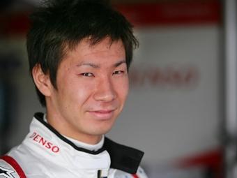 Пилот GP2 Камуи Кобаяси установил рекорд во время тестов