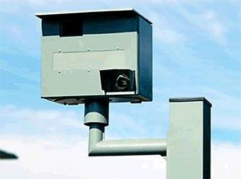 Превышение скорости на подмосковных дорогах будут фиксировать видеокамеры